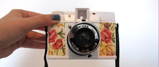 DIY: Decoupage your Lomo Camera in Only a Few Steps!