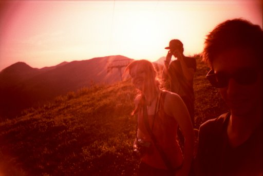Take the Fish to the Mountains: A Little Hike with the La Sardina and Fisheye Baby 110