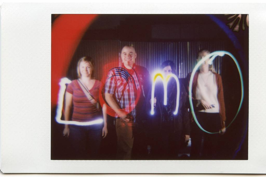 Lightpainting Workshop at the Lomography Gallery Store LA!