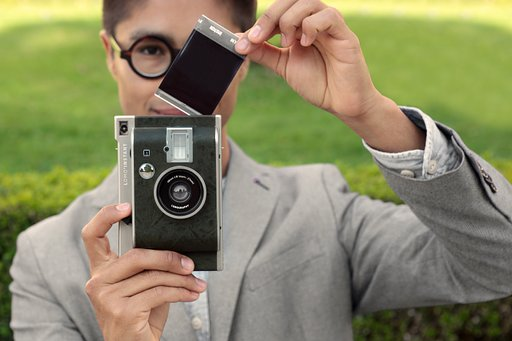 Introducing the latest in a long line of Lomo'Instant cameras, the Lomo'Instant Oxford!