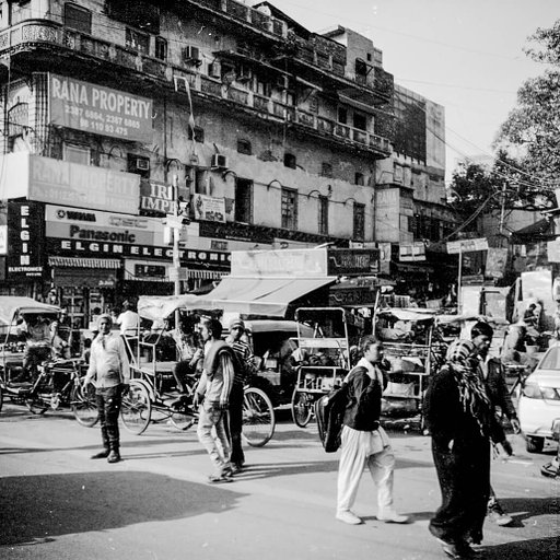 Welcome to my India (2016) by Zeiss Ikon Nettar 517/16