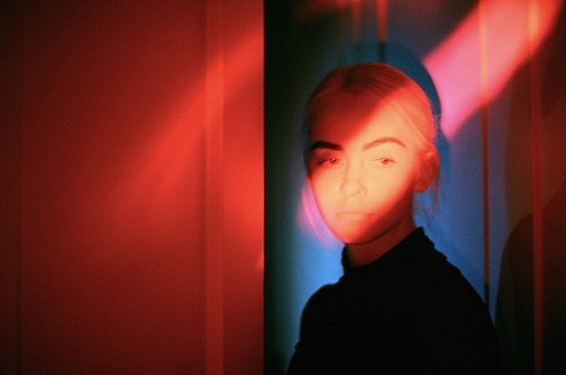 Touches of Neon: New Portraits from Toby Harvard