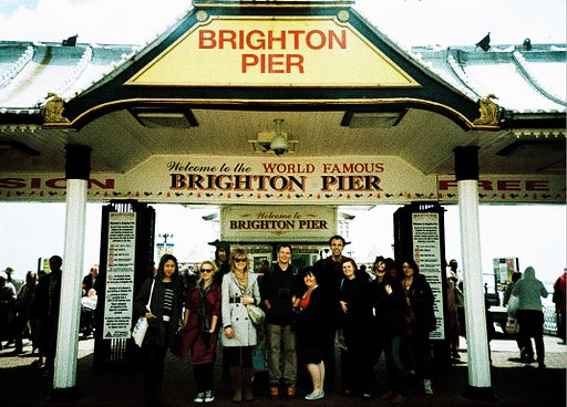 Our First Lomotrip: Brighton Rocks!