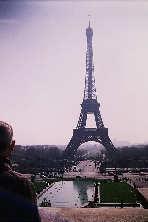 I love Paris...