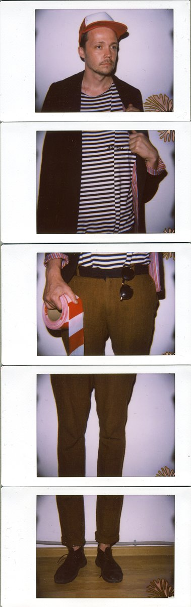 Fashionable Instant Snaps Taken with the Diana F+ Instant Camera