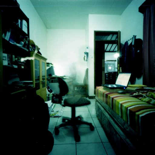Pinhole Passion: Time and Place
