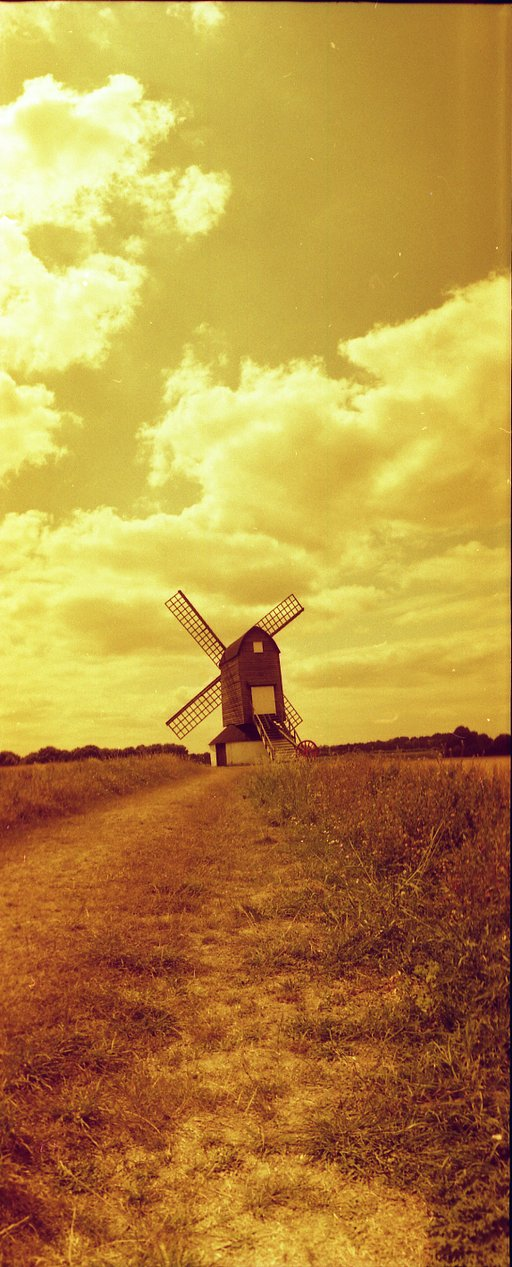 Pitstone Windmill: A Rare and Striking Example of the Earliest Form of Windmill