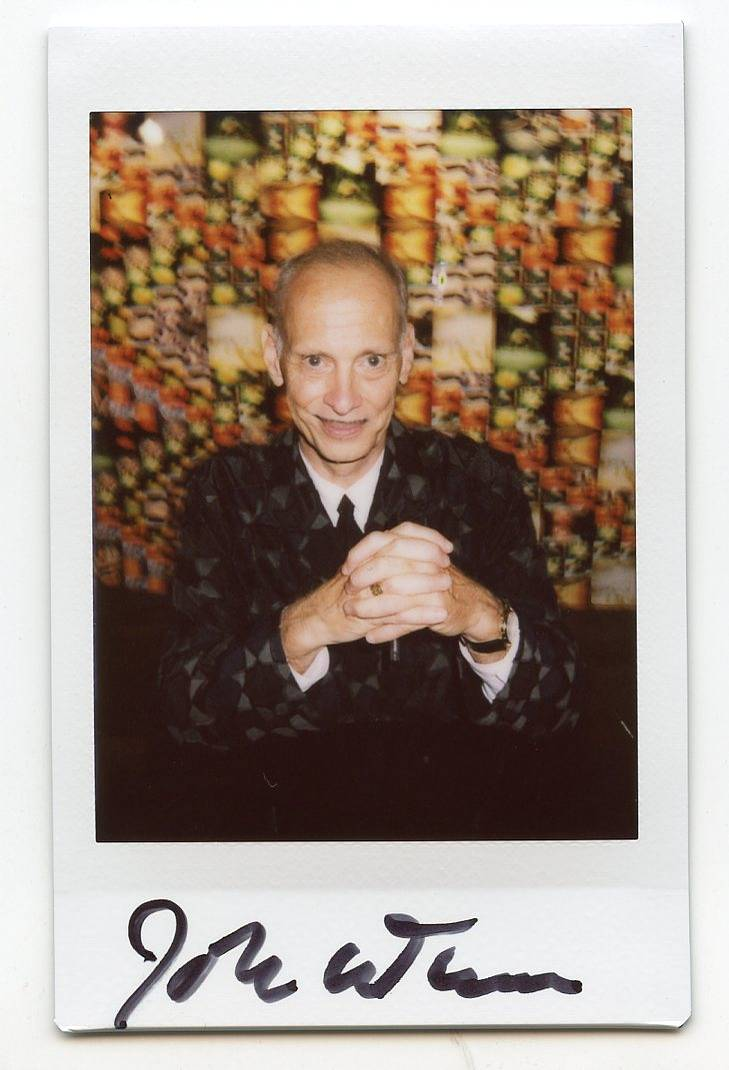 John Waters & Lomography