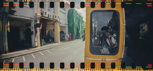 Hong Kong Photographer Rex Travel With Sprocket Rocket Panoramic Camera