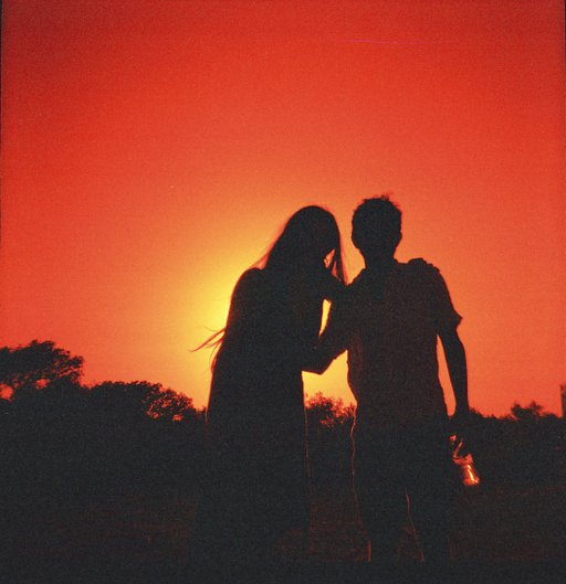 Lomography Redscale XR 50-200 (120): The Romanticist's Film