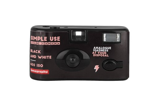 Betoverende zwart-witfoto's met de Lomography Simple Use Film Camera