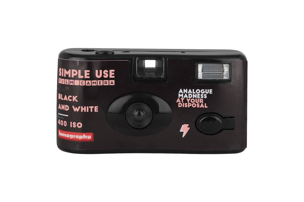 Creating Captivating Monochromes with the Lomography Simple Use Film Camera