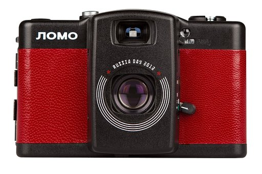 Lomo LC-A+ Russia Day: The Little Red Band Camera