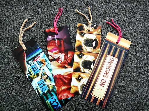 Analogue Day Project: Lomo Bookmarks