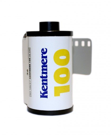 Lomopedia: Kentmere 100 Black & White 35mm