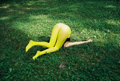 Sexuality Juxtaposed with Playfulness: Photography by Eylül Aslan