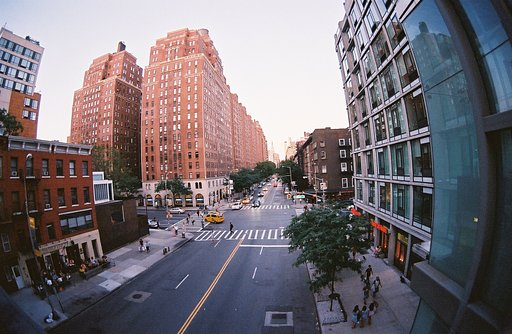 Around the World in Analogue: New York, United States