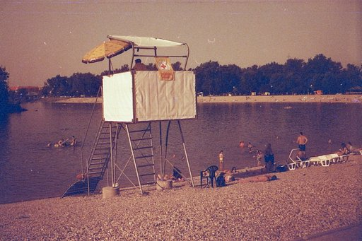 Summer Hot Spots: Lake Jarun in Zagreb