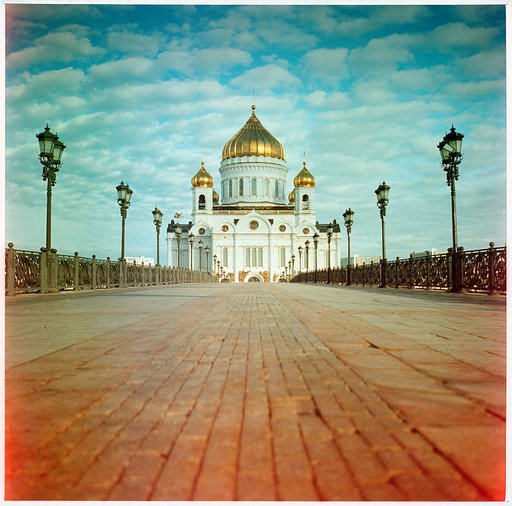 Rod Edwards and the Lubitel: From Russia with LomoLove
