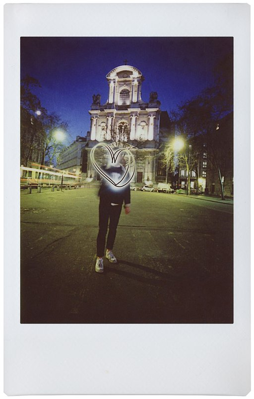 Lomo'Instant Automat Glass Tip: Don't Wait For Things to Happen, Make Them Happen
