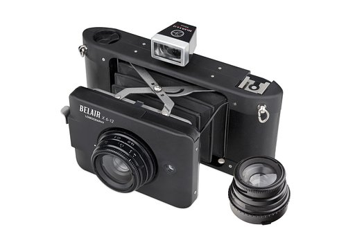 Experience Sleek Medium Format Shots of Belair City Slicker!