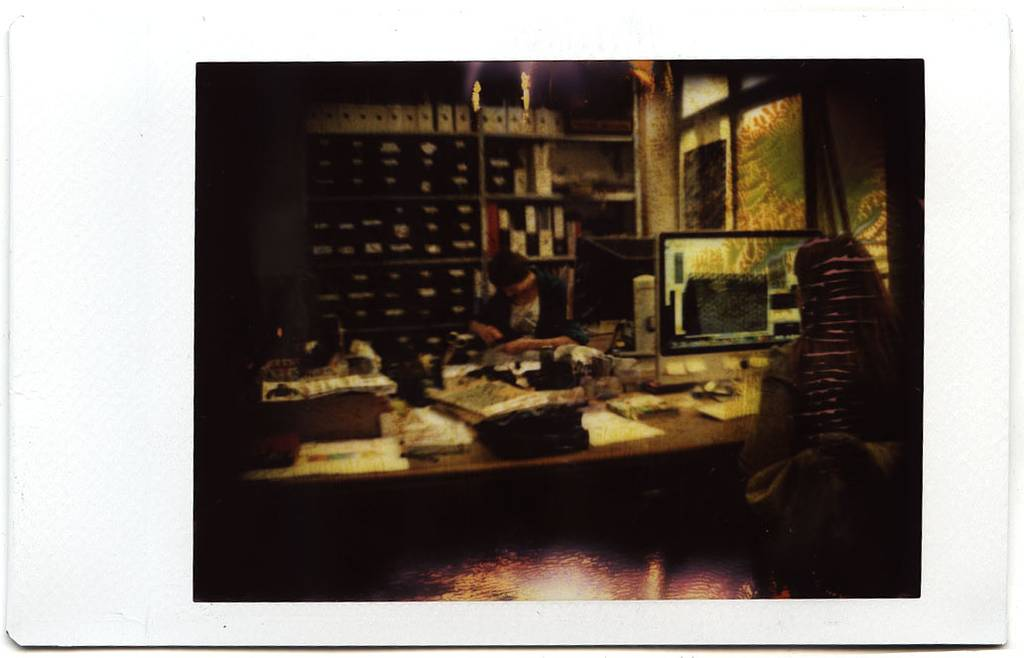 Lomo LC-A Instant Back+ Ruined Effect!