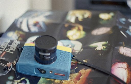 How Lomography was packed in that gift for my 26th Birthday
