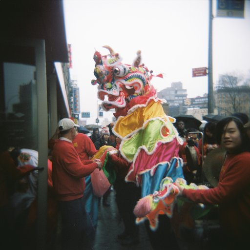 Enter the Dragon: Celebrating Chinese New Year in NYC