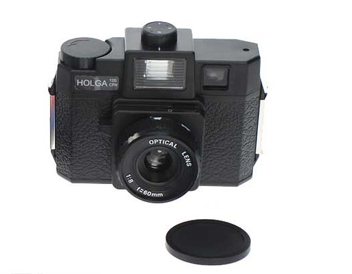 Holga 120 CFN - Staff Review