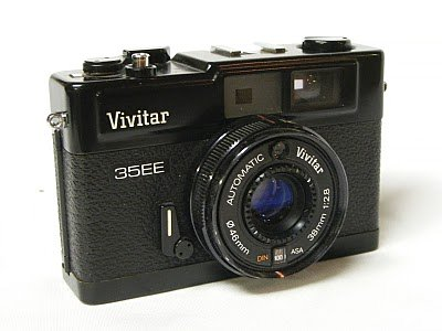 Vivitar 35 EE - The Perfect Backup