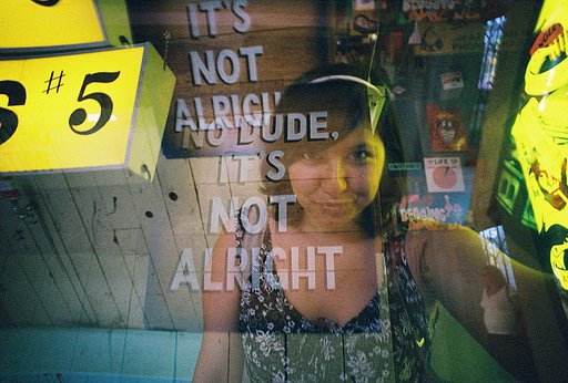 Get to know the Lomography Gallery Store LA, Introducing Store Manager Melissa Chavez!