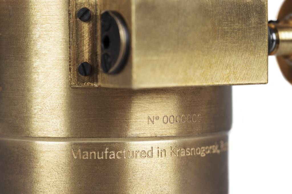 The First Ever Petzval Lens Engraving Preview