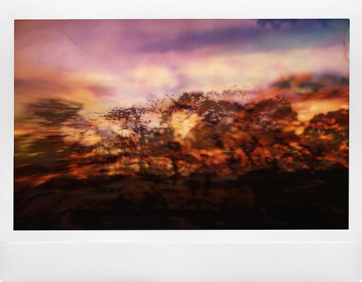 Surreal Landscapes by Ben Parks and the Lomograflok 4×5 Instant Back