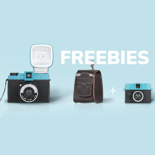 Amazing Freebies with Every Diana F+ Purchase!