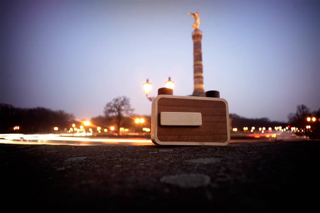 Testing the ONDU Pinhole Camera Around Germany