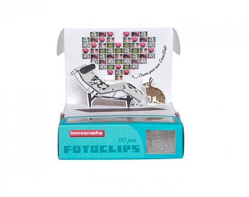 Show Off your Pics with Style and the Lomography Fotoclips!