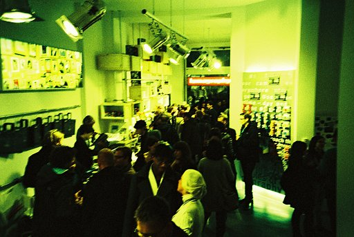 Lomography Gallery Store Opening Berlin - Video#2