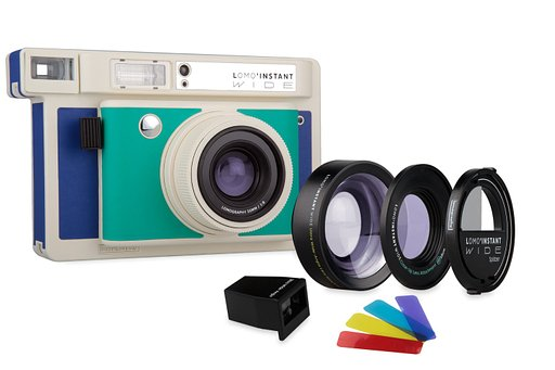 Lomo'Instant Wide Portobello Road + Objectif