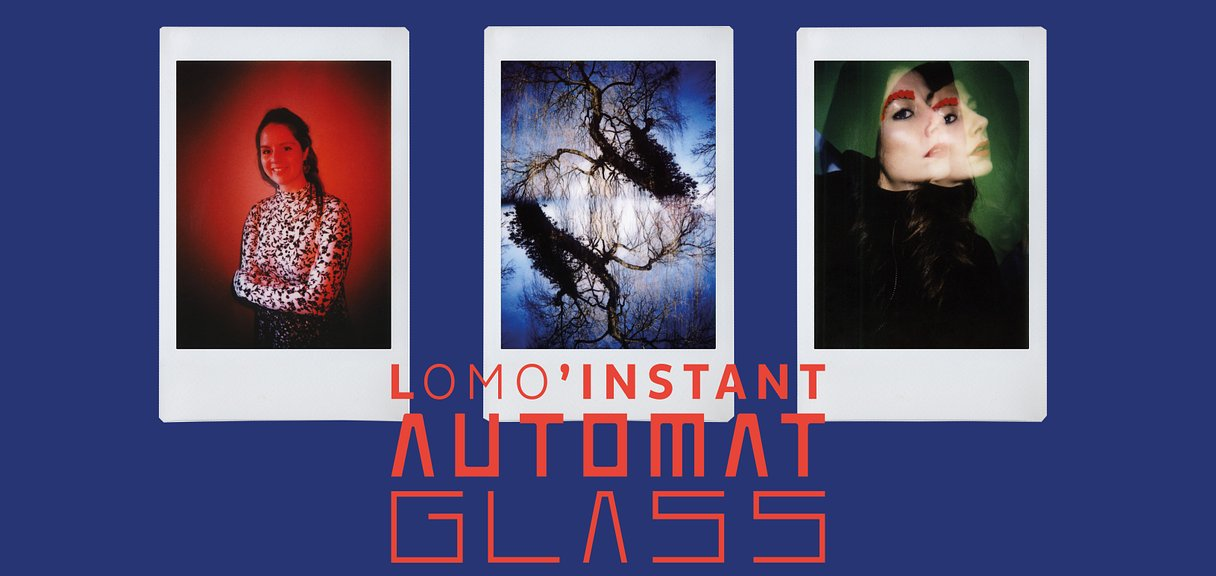 Take Super Experimental Shots with the Lomo'Instant Automat Glass