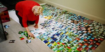 25 Years of Lomography: The Ganton St Lomowall Build