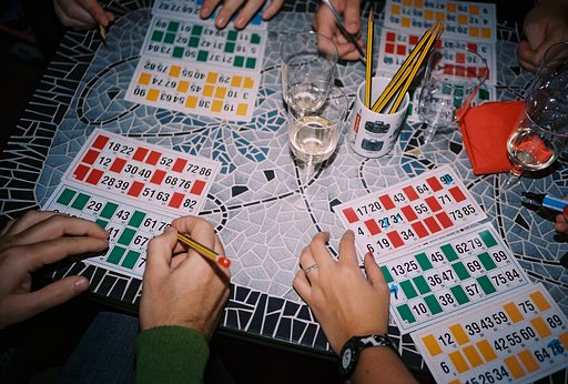 Bingo Night at the LGS Madrid Argensola!