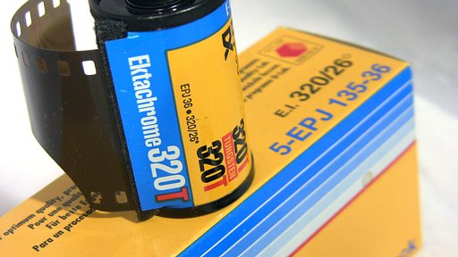 Kodak Ektachrome 320T - A Survivor