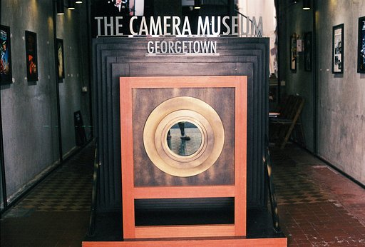 Enjoy a Slice of Photography History in Penang Camera Museum!