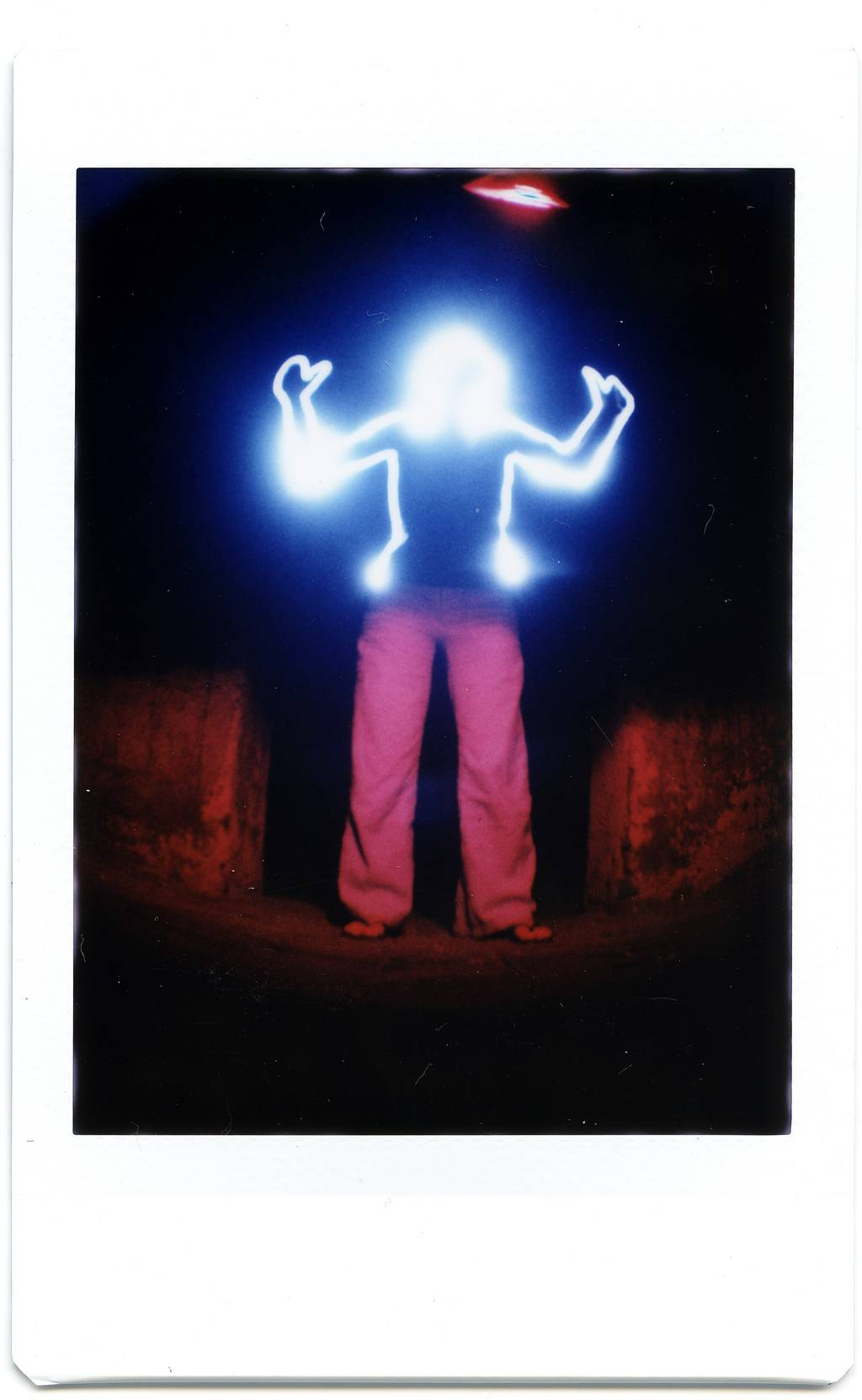 Painting with light and the Diana F+ Instant Back