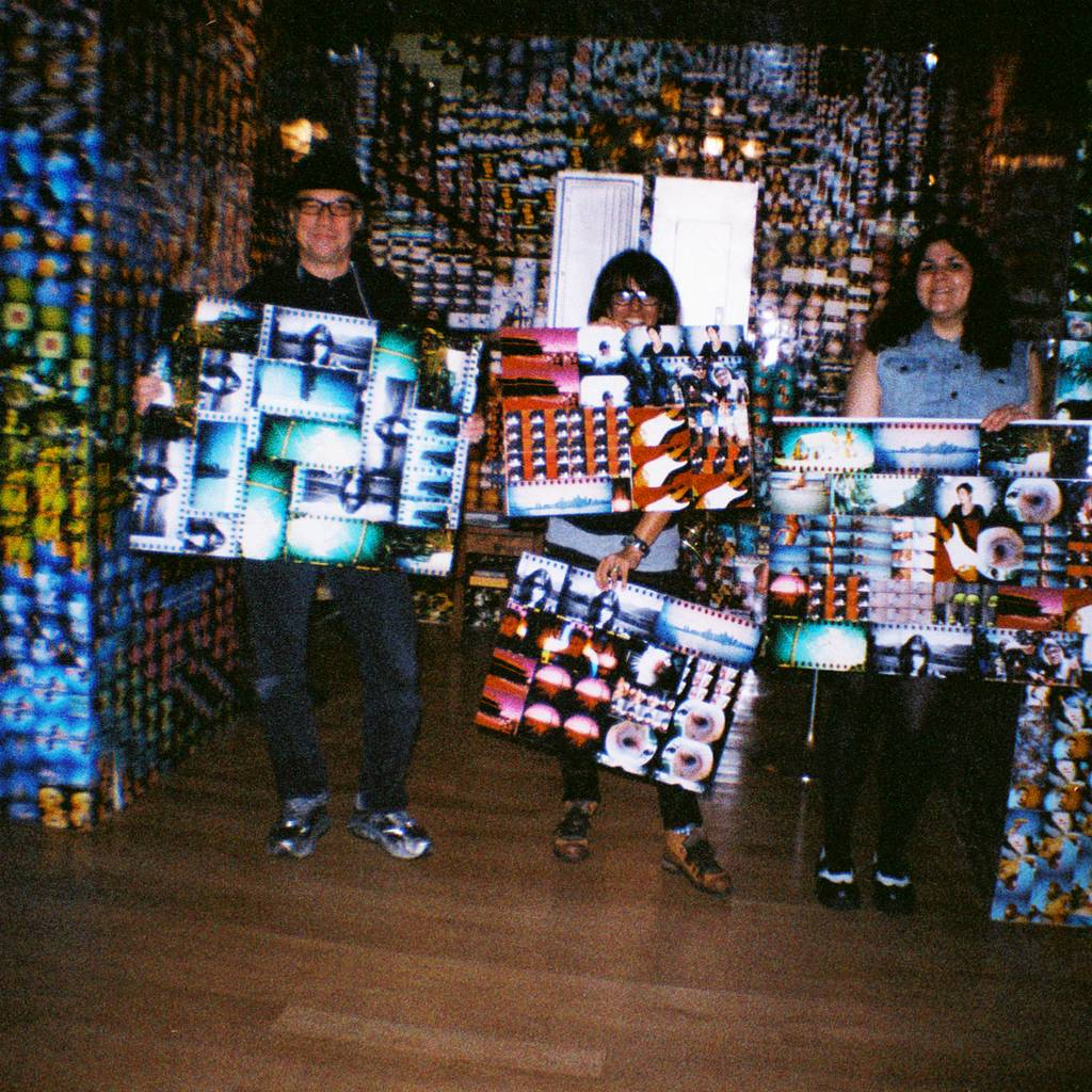 RECAP: DIY - Build Your Own LomoWall at Lomography Gallery Store NYC Gramercy