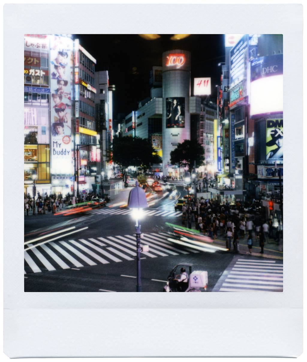 Lomo'Instant Square: In Love with the View