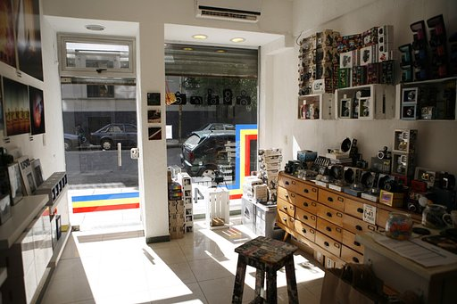 Buenos Aires Opens a New Lomography Embassy Store!