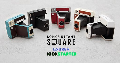 One week left to save up to 35% on the Multi-format master that is the Lomo'Instant Square!