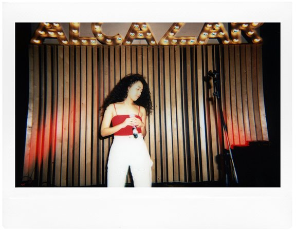 Kimberly Ross: Shooting Live Music with the Lomo'Instant Wide