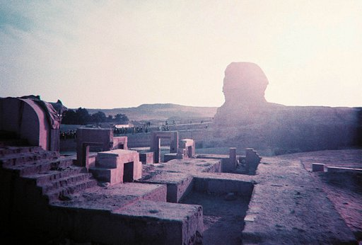 Egypt as Seen Through the Simple Use Film Camera by 29121993